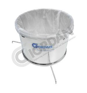 EDELSTAHLSIEB für Abfüllbehälter 200-400 kg
