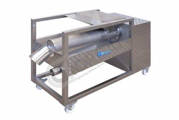 STAINLESS STEEL PRESS