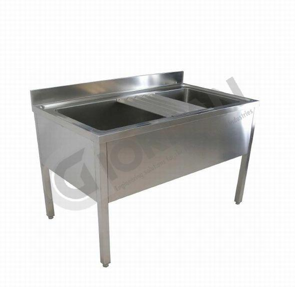 STAINLESS STEEL SINK FOR LAB
