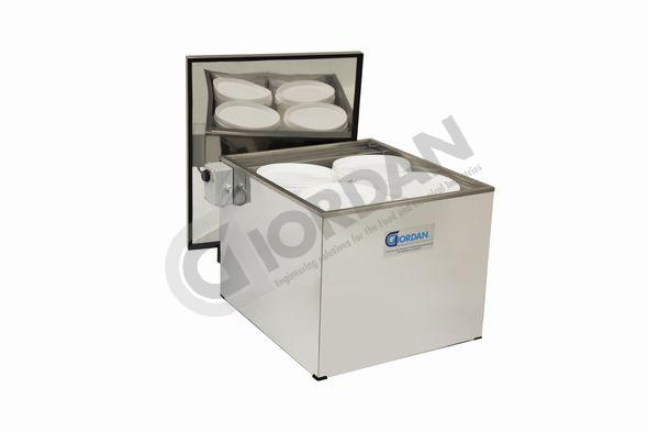 ELECTRIC HOT HEATED CABINET. HOT AIR. 4 BUCKETS