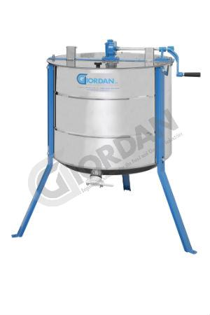 STAINLESS STEEL REVERSIBLE EXTRACTOR 4 LG FRAMES WITH HANDGEAR