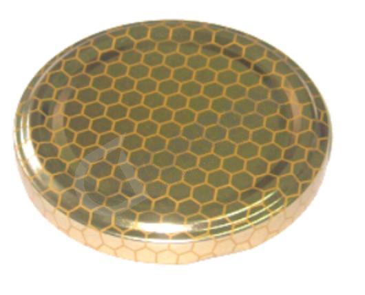 TWIST-OFF DECKEL für 500 GR Glass
